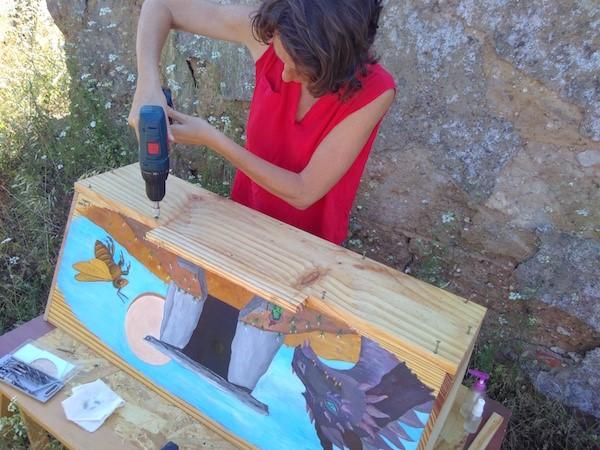 Bee Project – Vale Bacias